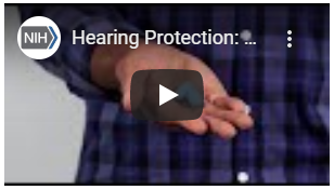 How to use formable earplugs English video.