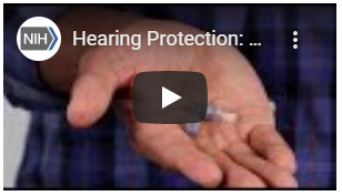 How to use pre-molded earplugs English video.