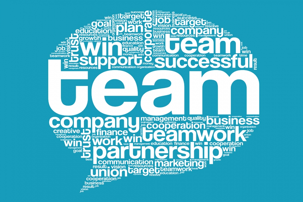 Partners word cloud image