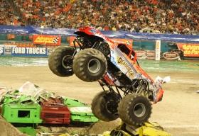 Monster Truck Ramp Jumper - Credit: Felix Mizioznikov/Shutterstock.com