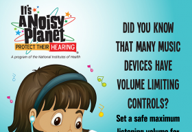 Did you know that many music devices have volume limiting controls?