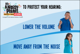 Three ways to protect your hearing